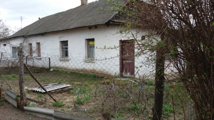 1комн.квартира в с.Киселевка,дерево в кирпиче,комната,кухня,прихожая с кладовой,. Киселевка, Черниговская область. фото 2