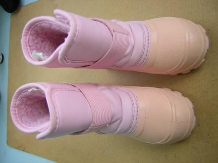 Cапожки «tride rite» осенние для девочки. Киев. фото 1