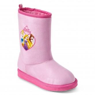 Сапожки демисезонные для девочки Disney (США) размер 23, 24, 25. Луцк. фото 1