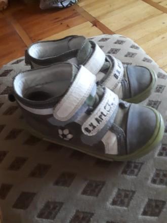 """продаються черевики фірми """"Бартек""""  для хлопчика  у відмінному стані. Луцк, Волынская область. фото 4"""