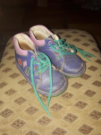 шкіряні черевики. Луцьк. фото 1