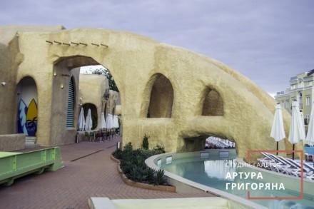 Наша компания профессионально осуществляет изготовление искусственных скал в инт. Одесса, Одесская область. фото 6
