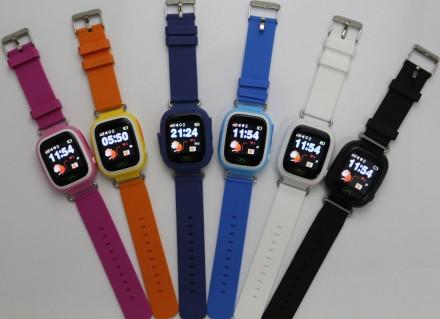 Детские умные часы Smart Baby Watch Q90. Киев. фото 1