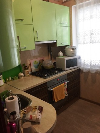 есть кондиционер и бойлер. Полевая, Житомир, Житомирська область. фото 8