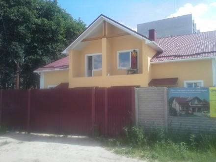 Коттедж (Таунхаус) 1/4 двухуровневая квартира со своим двором 2-3 сотки, общая п. Чернигов, Черниговская область. фото 5