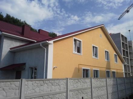 Коттедж (Таунхаус) 1/4 двухуровневая квартира со своим двором 2-3 сотки, общая п. Чернигов, Черниговская область. фото 3
