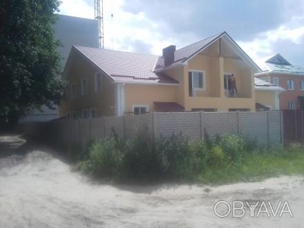 Коттедж (Таунхаус) 1/4 двухуровневая квартира со своим двором 2-3 сотки, общая п. Чернигов, Черниговская область. фото 1