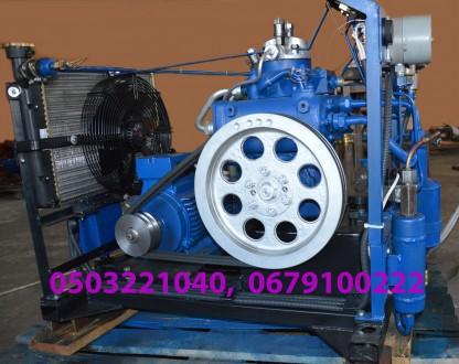 Компрессор высокого давления (метан). Мелитополь. фото 1