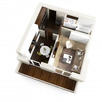 """Коли ми проектували будинки в Кварталі """"Парковому"""" ми намагались продумати ваші . Обухів, Київська область. фото 4"""