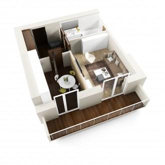 """Коли ми проектували будинки в Кварталі """"Парковому"""" ми намагались продумати ваші . Обухів, Київська область. фото 3"""