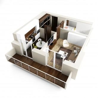 """Коли ми проектували будинки в Кварталі """"Парковому"""" ми намагались продумати ваші . Обухів, Київська область. фото 2"""