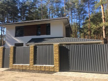 Продается индивидуальный проект дома для комфортной жизни в лесной части г. Буча. Ірпінь, Київська область. фото 3