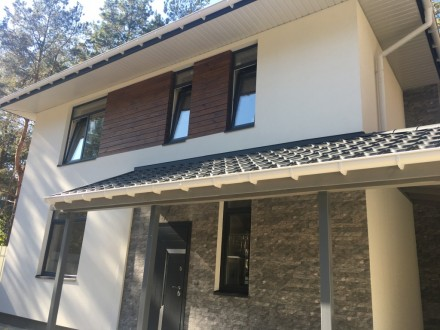 Продается индивидуальный проект дома для комфортной жизни в лесной части г. Буча. Ірпінь, Київська область. фото 2