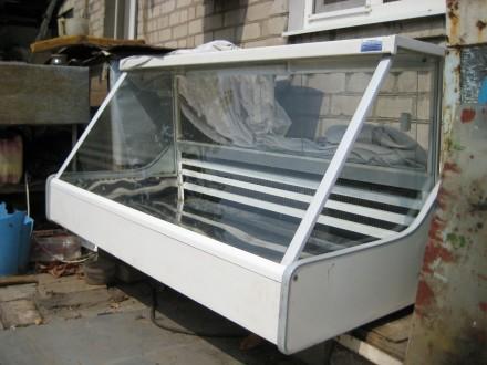 *Аренда торгового холодильного морозильного оборудования, витрины, морозильные л. Запорожье, Запорожская область. фото 3