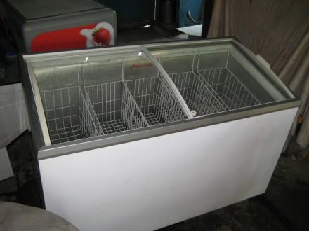 *Аренда торгового холодильного морозильного оборудования, витрины, морозильные л. Запорожье, Запорожская область. фото 4