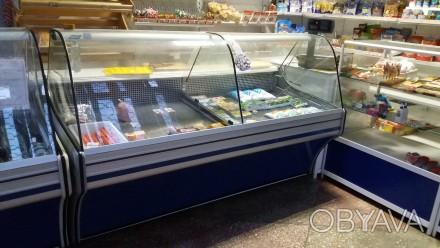 *Аренда торгового холодильного морозильного оборудования, витрины, морозильные л. Запорожье, Запорожская область. фото 1
