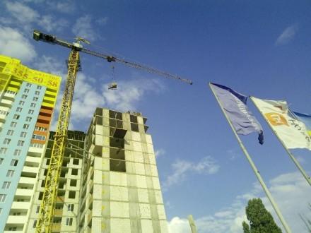 Продаю квартиру-студію у новобудові,на стадії будівництва,збудовано 20поверхів, . Киев, Киевская область. фото 5