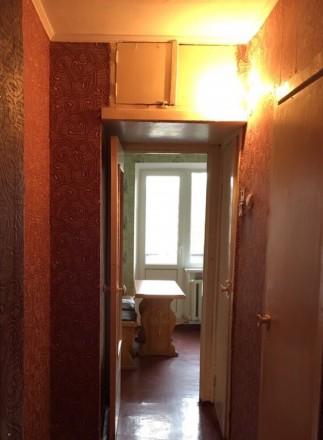 1-комнатная квартира большой площади на 9-ке на 8 этаже панельного дома, торцева. Суми, Сумська область. фото 4
