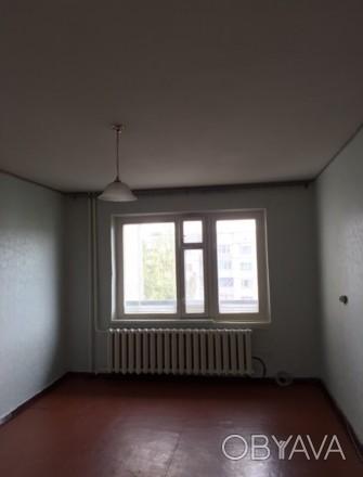 1-комнатная квартира большой площади на 9-ке на 8 этаже панельного дома, торцева. Суми, Сумська область. фото 1