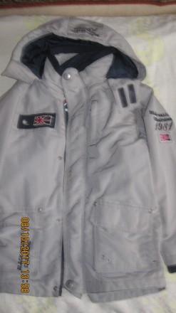 куртка для мальчика. Житомир. фото 1
