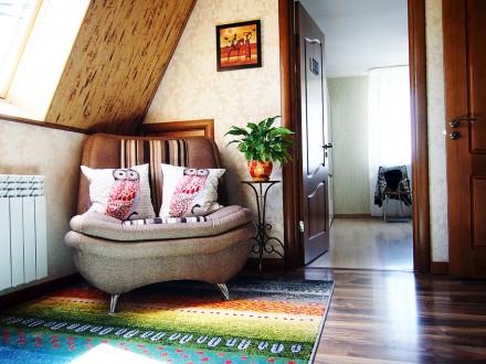 Продам дом с дизайнерским ремонтом, мебелью и техникой. Есть капитальный гараж и. Ірпінь, Київська область. фото 8
