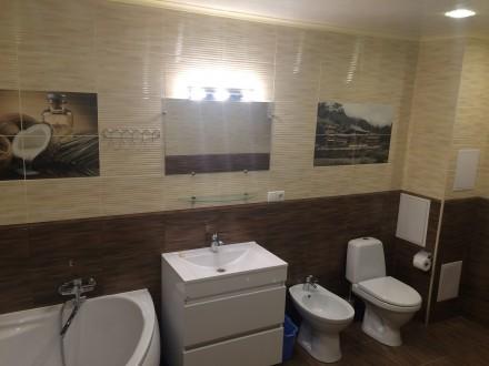 2к квартира класса -ЛЮКС, в новом доме, 80 кв.м, дизайнерский проект, отличный р. Жовтневий, Маріуполь, Донецька область. фото 11
