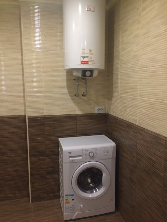 2к квартира класса -ЛЮКС, в новом доме, 80 кв.м, дизайнерский проект, отличный р. Жовтневий, Маріуполь, Донецька область. фото 5