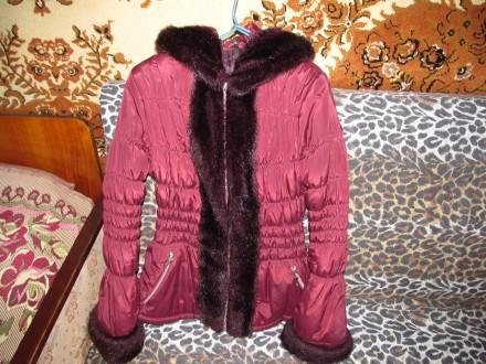 куртка женская. Кременчуг. фото 1