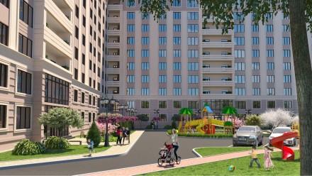 """Продається 1-кім. квартира в сучасному ЖК """"AVILA"""", який розташований неподалік р. Корбутовка, Житомир, Житомирська область. фото 6"""