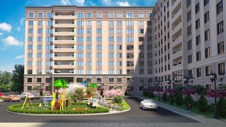 """Продається 1-кім. квартира в сучасному ЖК """"AVILA"""", який розташований неподалік р. Корбутовка, Житомир, Житомирська область. фото 5"""