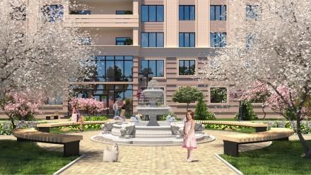"""Продається 1-кім. квартира в сучасному ЖК """"AVILA"""", який розташований неподалік р. Корбутовка, Житомир, Житомирська область. фото 7"""