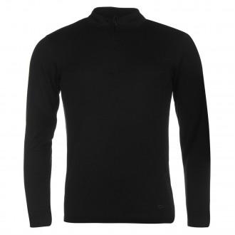 Термобельё кофта штаны Campri влагоотводящее активное чёрный цвет. Николаев. фото 1