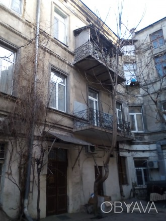 Большая Комната с балконом -Приморский район-ЦЕНТР. КОД- 582032. Продается Больш. Приморський, Одеса, Одеська область. фото 1