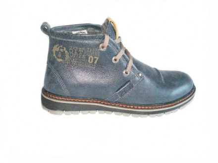 Ботинки мужские Clarks| Зимние на меху. Запорожье. фото 1