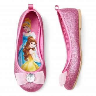 Нарядные туфельки для девочек Disney (США) размер 23,24,25. Луцк. фото 1