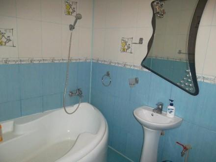 Сдаю посуточно двухкомнатную квартиру общей площадью 43 кв. м. 4 спальных места,. Мукачево, Закарпатська область. фото 5