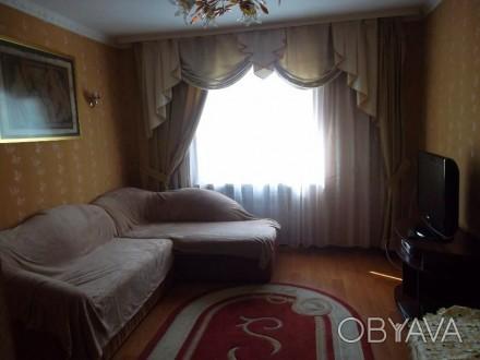 Сдаю посуточно двухкомнатную квартиру общей площадью 43 кв. м. 4 спальных места,. Мукачево, Закарпатська область. фото 1