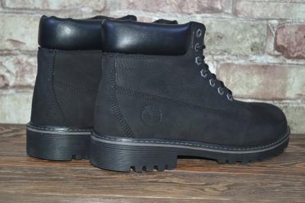 Мужские ботинки Timberland 6 inch premium waterproof boots - известны во всем ми. Киев, Киевская область. фото 10