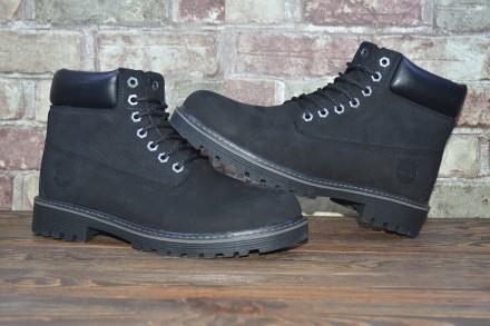 Мужские ботинки Timberland 6 inch premium waterproof boots - известны во всем ми. Киев, Киевская область. фото 8