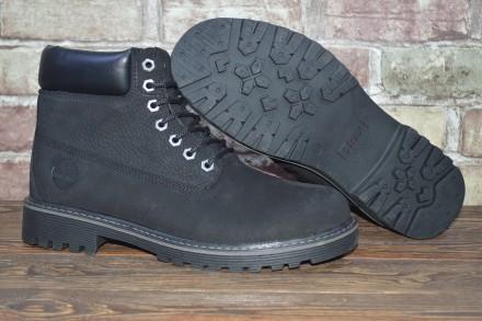 Мужские ботинки Timberland 6 inch premium waterproof boots - известны во всем ми. Киев, Киевская область. фото 7