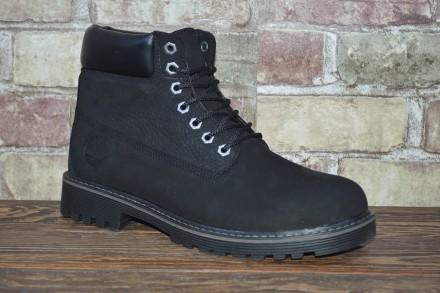 Мужские ботинки Timberland 6 inch premium waterproof boots - известны во всем ми. Киев, Киевская область. фото 2