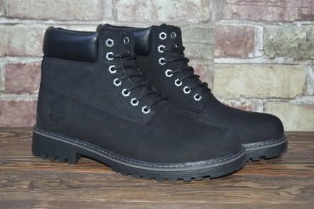 Мужские ботинки Timberland 6 inch premium waterproof boots - известны во всем ми. Киев, Киевская область. фото 5