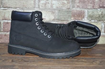 Мужские ботинки Timberland 6 inch premium waterproof boots - известны во всем ми. Киев, Киевская область. фото 6