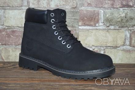 Мужские ботинки Timberland 6 inch premium waterproof boots - известны во всем ми. Киев, Киевская область. фото 1