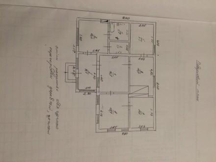 Продам дом, с. Мошны, ул. Комсомольская, дом 9*14, ракушняк, обложен кирпичем, т. Мошни, Черкаська область. фото 6