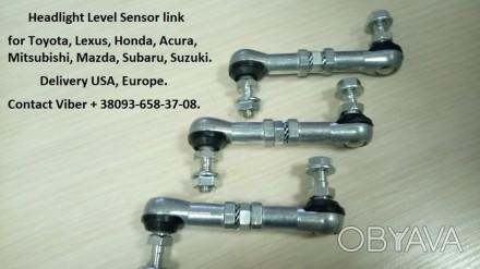 We offer Link Height control sensor, HeadLamp Level sensor Link. The headlights. Бровары, Киевская область. фото 1