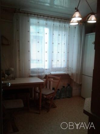 1 комнатная квартира, в отличном состоянии,с мебелью, техникой, документы готовы. Ленинский, Донецк, Донецька область. фото 1