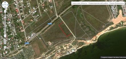Продаются два смежных участка общей площадью 1,2 Га. Есть гос. акты, присвоены к. Одеса, Одеська область. фото 2