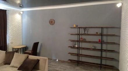 Квартира с новым дизайнерским стильным ремонтом в центре возле ул.Суворова этаж . Центр, Херсон, Херсонська область. фото 2