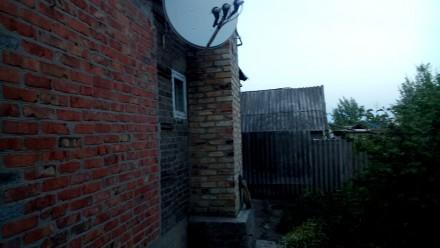 Дом со всеми удобствами, газ, вода, канализация, ванна, туалет, водонагревательн. Краматорськ, Донецька область. фото 12